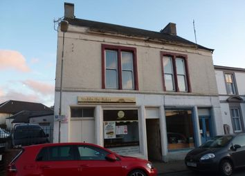 Thumbnail 3 bed flat to rent in Main Street, Dalmellington, Ayr