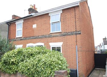 Thumbnail 2 bed semi-detached house for sale in Bramford Lane, Ipswich, Suffolk