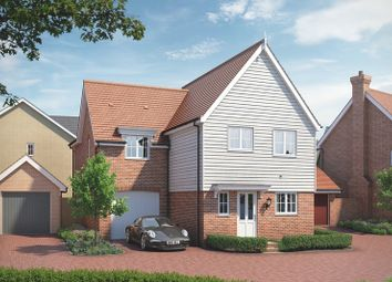 Thumbnail 3 bed semi-detached house for sale in The Amberley At St Michael's Hurst, Barker Close, Bishop'S Stortford, Hertfordshire