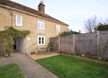 Thumbnail 2 bed cottage for sale in Gold Hill, Child Okeford, Blandford Forum