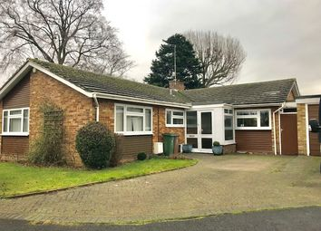 Thumbnail 3 bed detached bungalow for sale in The Glade, South Cheam