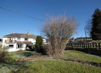 Thumbnail 3 bed semi-detached house for sale in Manor Close, Wroughton, Swindon