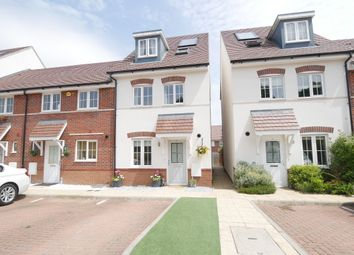 Thumbnail 4 bed end terrace house for sale in Stoney Fields, Watton-At-Stone