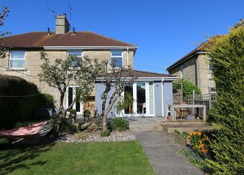 Thumbnail 3 bed semi-detached house for sale in Culver Road, Bradford-On-Avon, Wiltshire