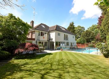 Thumbnail 6 bedroom detached house for sale in Rathgar Close, London