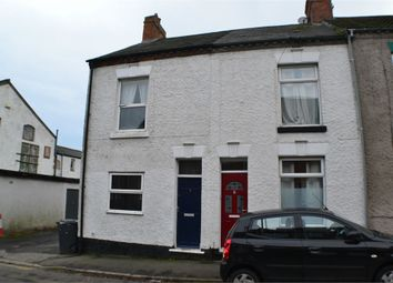 Thumbnail 2 bedroom end terrace house for sale in Highfield Street, Earl Shilton, Leicester