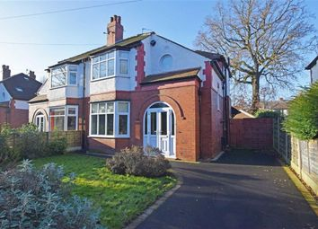 Thumbnail 3 bed semi-detached house for sale in Wingate Drive, Didsbury, Manchester