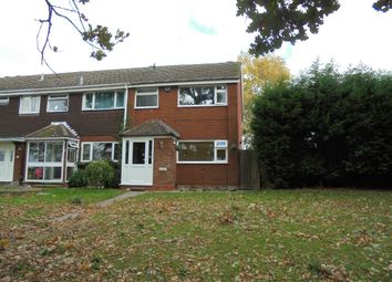 Thumbnail 3 bed end terrace house to rent in Greenside, Cheswick Green