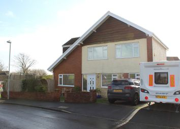 Thumbnail 3 bed detached house for sale in Hilland Drive, Bishopston, Swansea