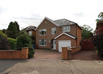 Thumbnail 4 bed detached house to rent in Parkside Avenue, Long Eaton, Nottingham