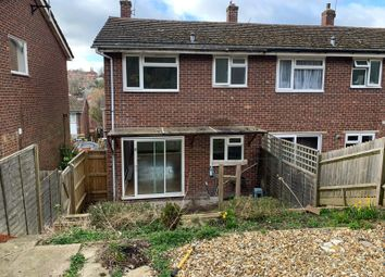 Thumbnail End terrace house for sale in Bushey Close, High Wycombe