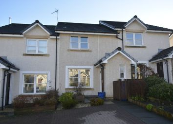 Thumbnail 2 bed terraced house for sale in Old Kirk Loan, Aberfoyle, Stirling