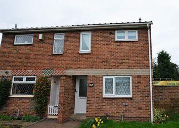 Thumbnail 2 bed end terrace house for sale in Sinfin Avenue, Shelton Lock, Derby