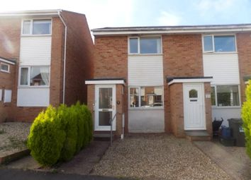 Thumbnail 2 bed end terrace house for sale in Holly Walk, Exmouth, Devon
