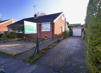 Thumbnail 2 bed semi-detached bungalow for sale in Coleridge Drive, Accrington