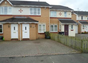Thumbnail 2 bed terraced house to rent in Spartan Close, Langstone, Newport