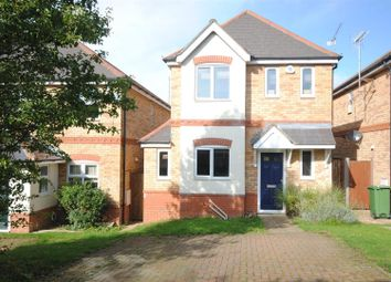 Thumbnail 3 bedroom detached house for sale in Swallowtail Walk, Northchurch, Berkhamsted