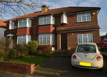 Thumbnail 5 bed semi-detached house to rent in Farm Road, Edgware