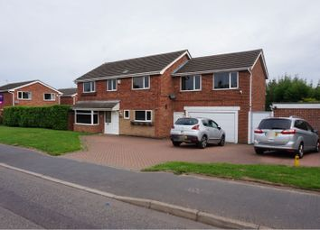 Thumbnail 5 bed detached house for sale in Burton Road, Ashby-De-La-Zouch