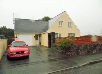 Thumbnail 3 bed detached house for sale in Little Castle Grove, Herbrandston, Milford Haven