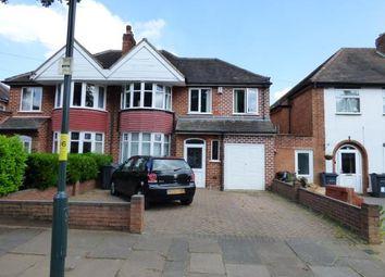 Thumbnail 4 bed semi-detached house for sale in Glen Rise, Birmingham, West Midlands