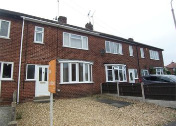Thumbnail 3 bed terraced house for sale in Woodland Grove, Mansfield Woodhouse, Mansfield, Nottinghamshire
