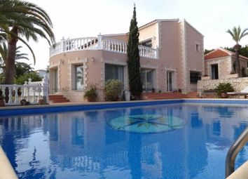 Thumbnail 4 bed villa for sale in Calpe, Alicante, Valencia, Spain