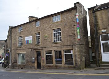 Thumbnail Terraced house to rent in Huddersfield Road, Holmfirth
