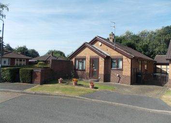 Thumbnail 2 bed detached bungalow for sale in Copseside Close, Long Eaton, Nottingham