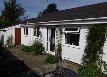 Thumbnail 3 bed bungalow for sale in Llwyn Gwalch Estate, Morfa Nefyn, Pwllheli, Gwynedd
