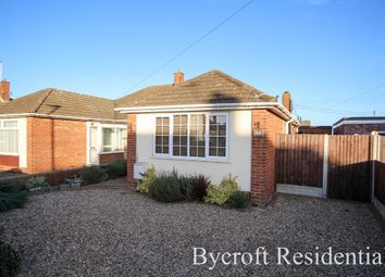 Thumbnail 2 bed semi-detached bungalow for sale in Marram Drive, Caister-On-Sea, Great Yarmouth