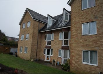 Thumbnail 2 bed flat for sale in Sunnyhill Road, Poole