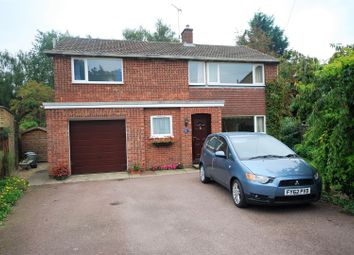 Thumbnail 4 bed detached house for sale in Wayet Road, Pinchbeck, Spalding