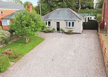 Thumbnail 3 bed detached bungalow for sale in 2 The Bungalow, Old Office Road, Dawley, Telford