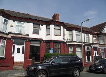 Thumbnail 4 bed terraced house for sale in Allcot Avenue, Higher Tranmere, Wirral