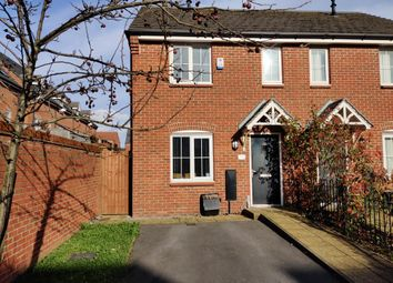 Thumbnail 2 bedroom semi-detached house for sale in Hopwood Street, Newton Heath, Manchester