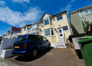 Thumbnail 4 bedroom end terrace house for sale in Batson Gardens, Paignton