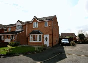 Thumbnail 3 bed detached house for sale in Greenhaven Close, Walkden, Manchester