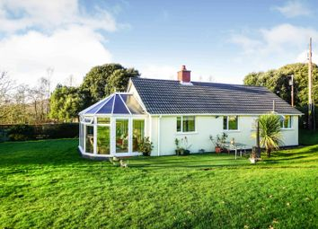 Thumbnail 3 bed detached bungalow for sale in Llantilio Pertholey, Abergavenny