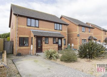 Thumbnail Semi-detached house for sale in Samuel Mews, Lydd, Romney Marsh