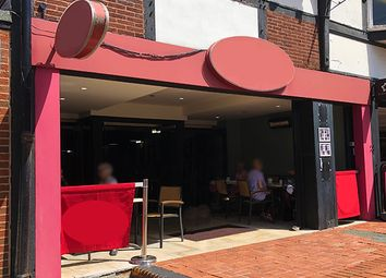 Restaurant/cafe for sale in Witton Street, Northwich CW9