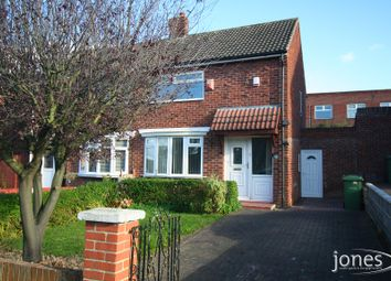 Thumbnail 2 bed semi-detached house to rent in Richardson Road, Thornaby
