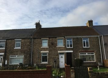 Thumbnail 1 bed flat to rent in Hawthorn Road, Ashington