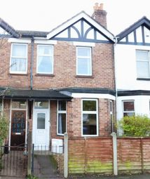 Thumbnail 3 bedroom terraced house to rent in Florence Road, Parkstone, Poole