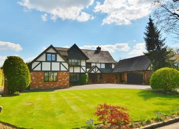 Thumbnail 6 bed detached house for sale in Disraeli Park, Beaconsfield