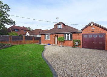 Thumbnail 4 bedroom bungalow for sale in Reading Road, Chineham, Basingstoke