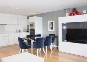 Thumbnail 3 bed flat to rent in Seven Sea Gardens, London
