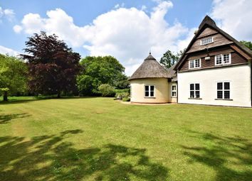 Thumbnail 4 bed detached house for sale in Yarmouth Road, North Walsham