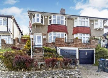 Thumbnail 3 bedroom semi-detached house for sale in Northwood Avenue, Purley, Surrey