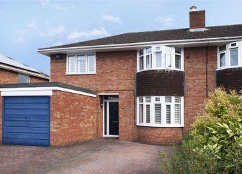 Blacksmith Lane, Churchdown, Gloucester GL3. 3 bed semi-detached house for sale